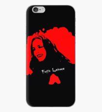 Faith Lehane iPhone Case