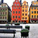 Gamla Stan, Stockholm by hans p olsen