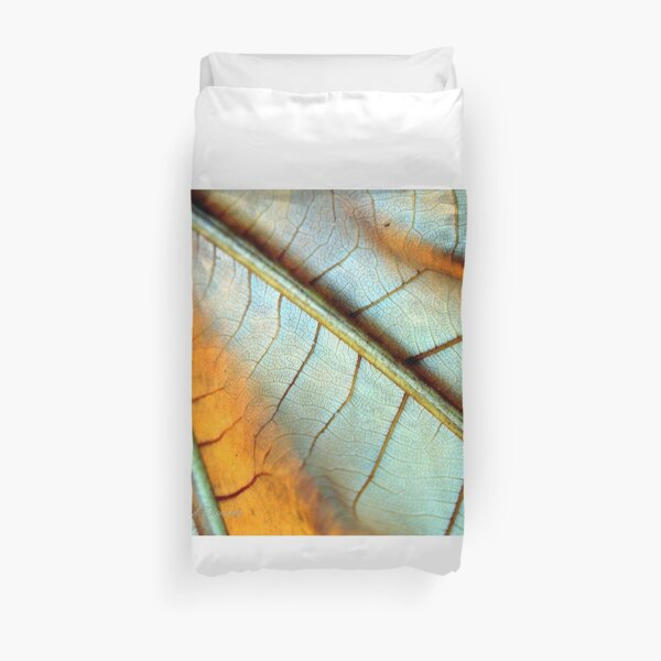 You're So Vein Duvet Cover