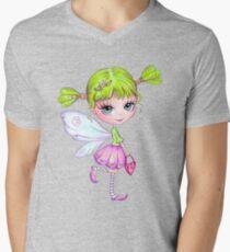 Little Fairy Men's V-Neck T-Shirt