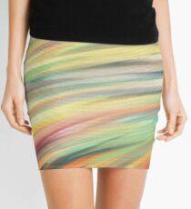 Wringle Mini Skirt