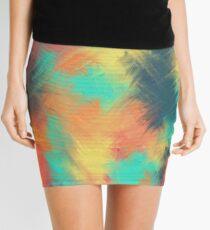 Disordered Mini Skirt