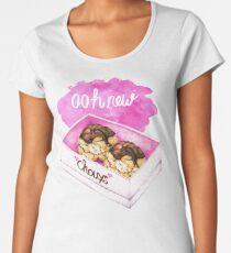 New Chouxs - Food Pun Women's Premium T-Shirt