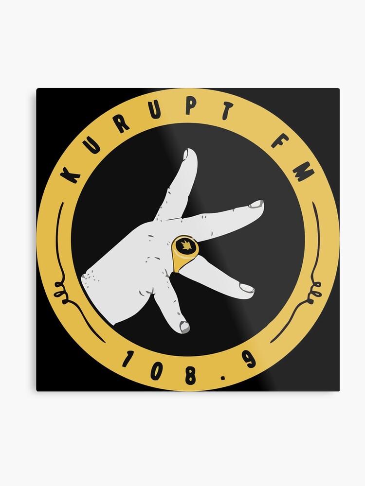 804cb37bad4d Kurupt Fm Logo Merchandise