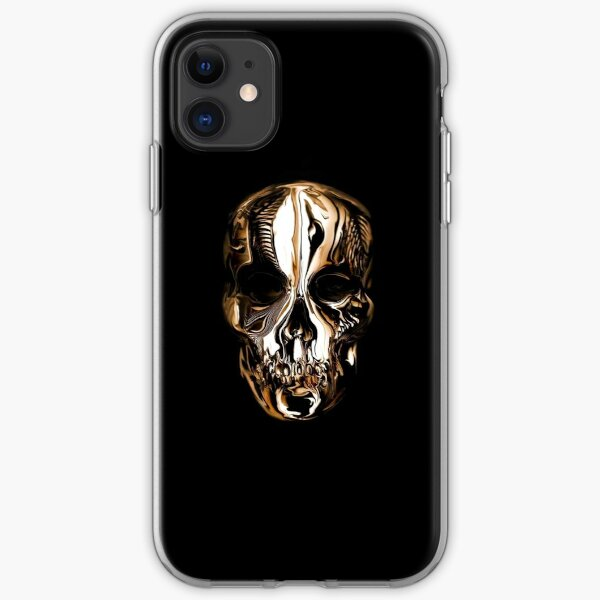 Alexander McQueen Mask Savage Beauty iPhone Soft Case