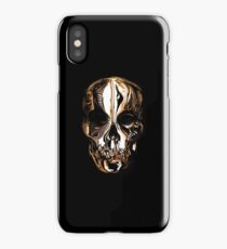 Alexander McQueen Mask Savage Beauty iPhone Case/Skin