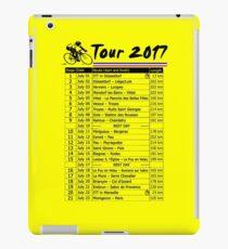 Tour de France 2017 iPad Case/Skin