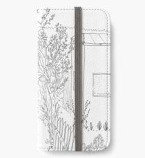 beegarden.works 003 iPhone Wallet/Case/Skin