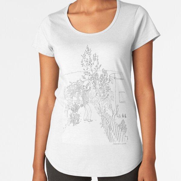 beegarden.works 003 Premium Scoop T-Shirt