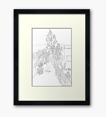 beegarden.works 003 Framed Print