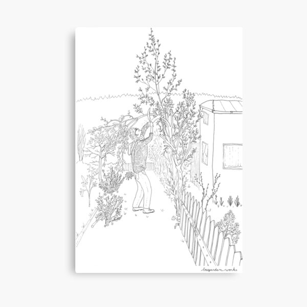 beegarden.works 003 Canvas Print
