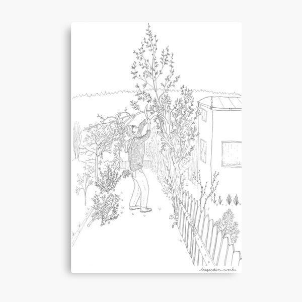 beegarden.works 003 Metal Print