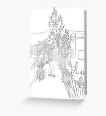 beegarden.works 003 Greeting Card