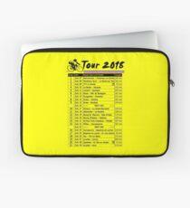 Tour de France 2018 Laptop Sleeve