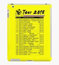 Tour de France 2018 iPad Case/Skin