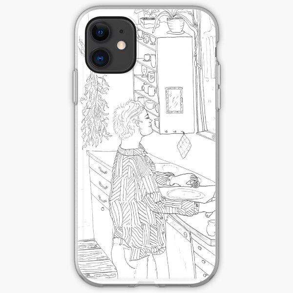 beegarden.works 002 iPhone Soft Case