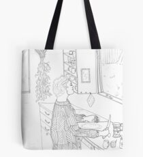 beegarden.works 002 Tote Bag
