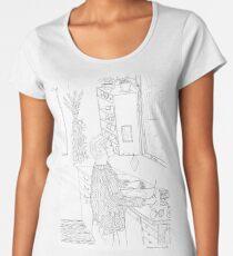 beegarden.works 002 Premium Scoop T-Shirt