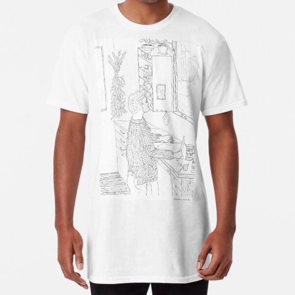 beegarden.works 002 Long T-Shirt