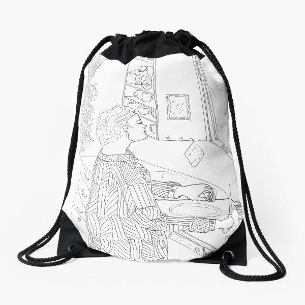 beegarden.works 002 Drawstring Bag