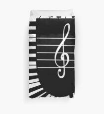 Funda nórdica Teclas del piano