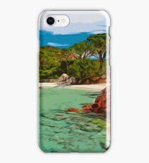 My tropical Heaven iPhone Case/Skin