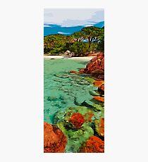 My tropical Heaven Photographic Print