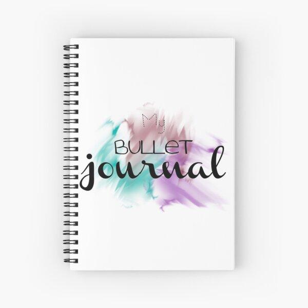 Journal Bullet Cahier à spirale