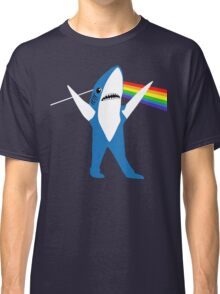 Left Shark of the Moon Classic T-Shirt
