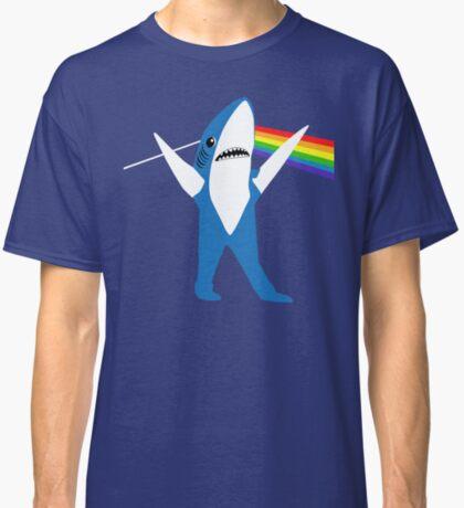 Left Shark of the Moon Classic T-Shirt