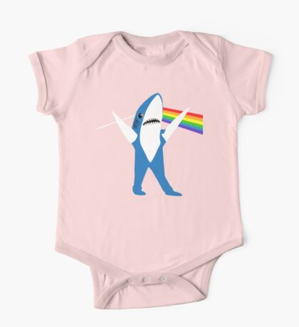 Left Shark of the Moon Kids Clothes