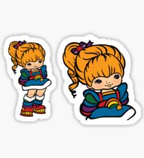 Rainbow Brite [ iPad / Phone cases / Prints / Clothing / Decor ] Sticker