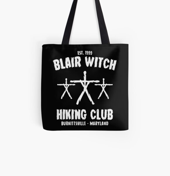 BLAIR WITCH All Over Print Tote Bag