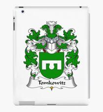 Tomkowitz iPad Case/Skin