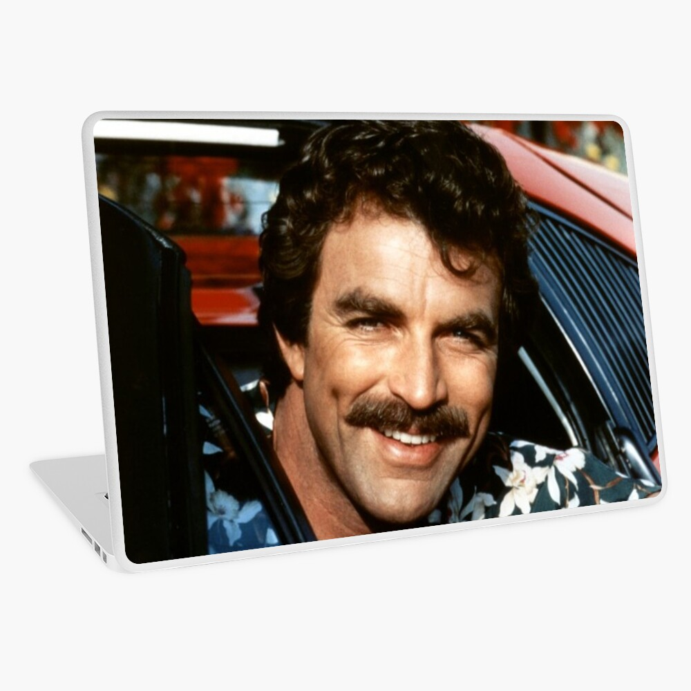 Thomas Magnum P.I Laptop Skin