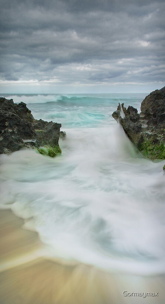 Misty Rock by Gormaymax