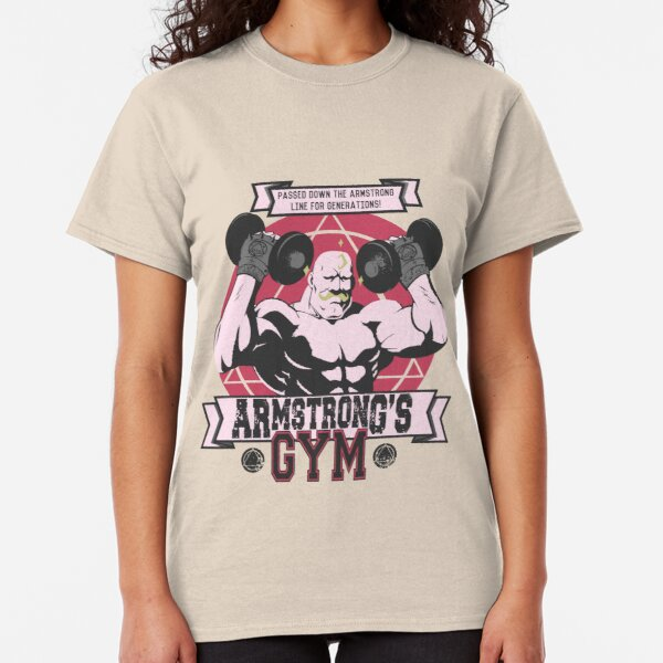 Strong Arm Gym Classic T-Shirt