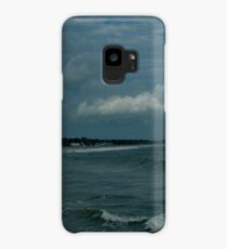 Narragansett Beach after the Storm Case/Skin for Samsung Galaxy