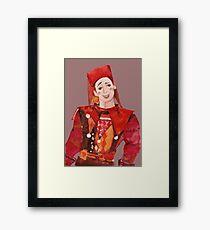 Jester. Cicero Framed Print