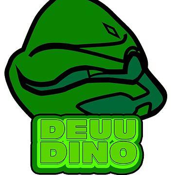Deuu Dino by Alexo670