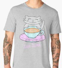 Tea Time Men's Premium T-Shirt