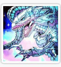 Blue-Eyes White Dragon yu-gi-oh Sticker