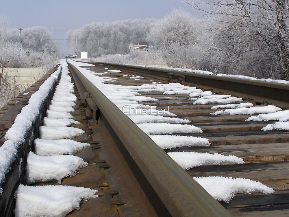Railroad by Chris Earl