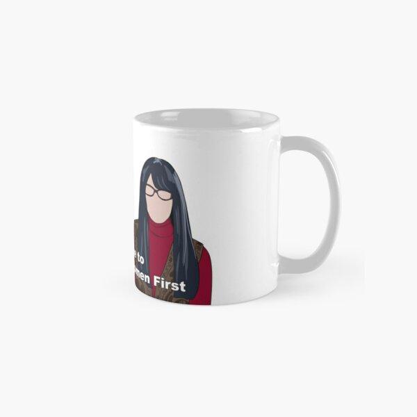 Women and Women First Classic Mug