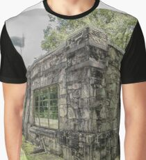 Shots In The Glass  Graphic T-Shirt