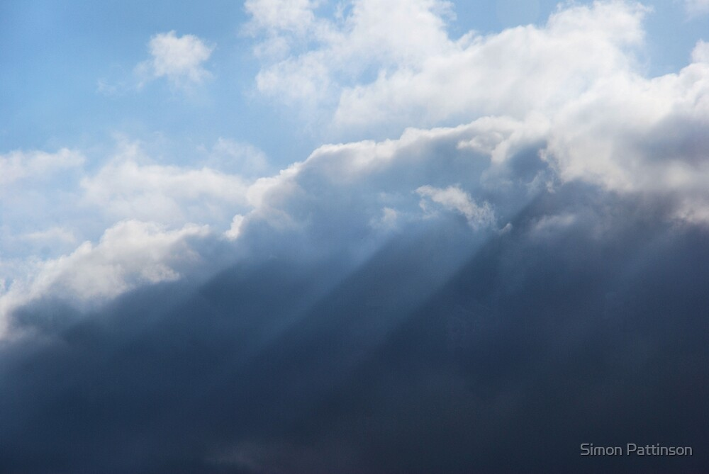 Wave of Light by Simon Pattinson