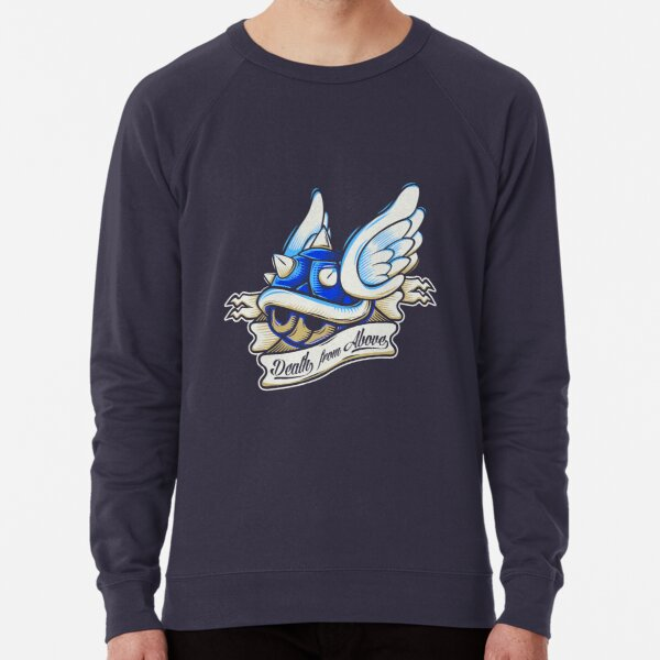 Death from Above Lightweight Sweatshirt
