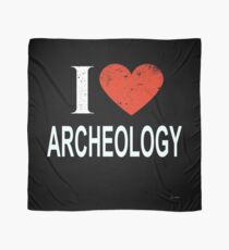 I Love Archeology Gift For ARCHEOLOGY T-Shirt Sweater Hoodie Iphone Samsung Phone Case Coffee Mug Tablet Case Scarf