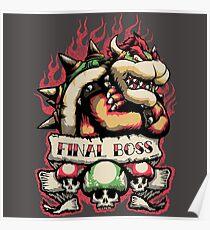 Final Boss Poster