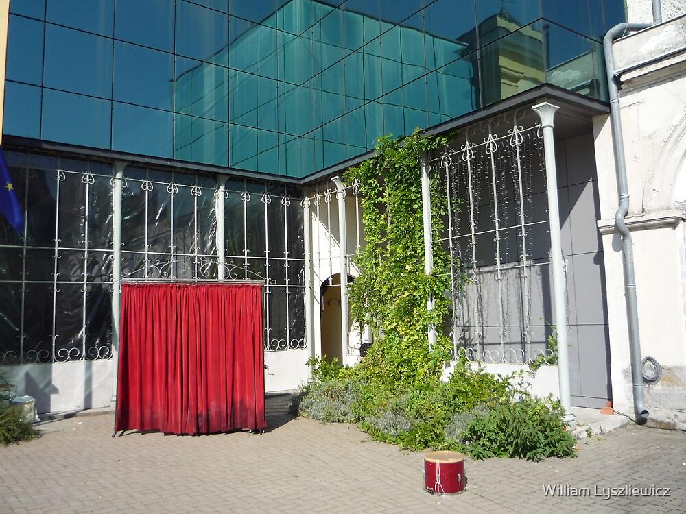 le musée de la marionnette à Tournai. Belgique by william lyszliewicz
